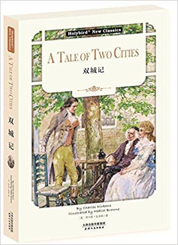 双城记:A Tale of Two Cities(英文版)(附英文朗读免费下载)