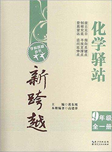 化学驿站新跨越:九年级(全一册)