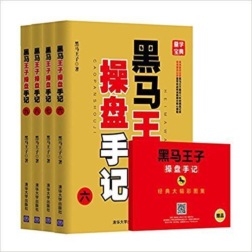 黑马王子操盘手记(六-九)(套装共4册)