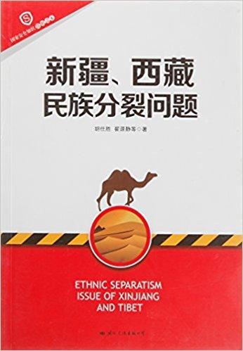 新疆西藏民族分裂问题(国家安全知识简明读本)