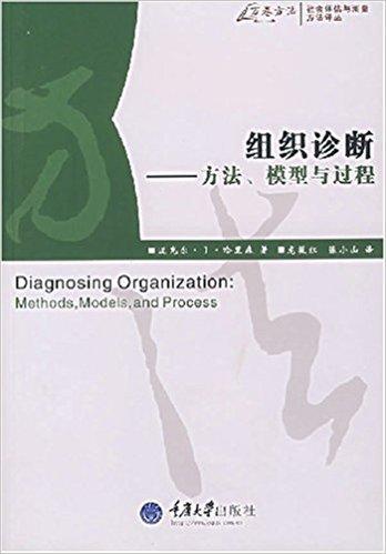 组织诊断:方法模型与过程