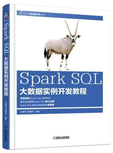 Spark SQL大数据实例开发教程