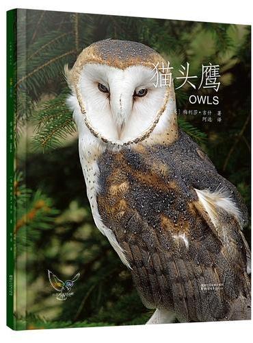 动物小百科:猫头鹰(平装本)