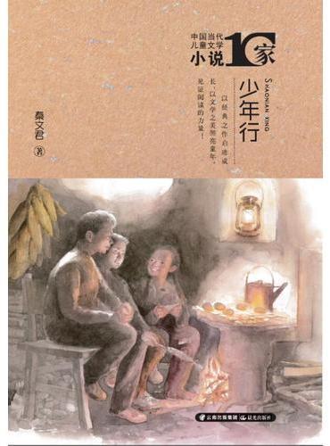 中国当代儿童文学小说十家 少年行
