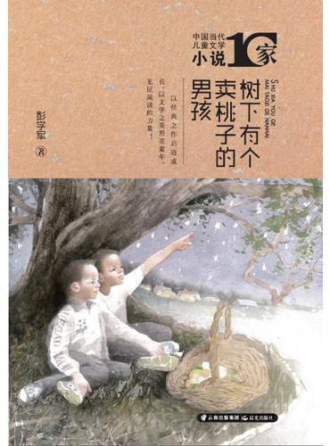 中国当代儿童文学小说十家 树下有个卖桃子的男孩