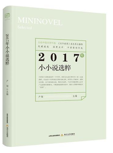 2017年小小说选粹