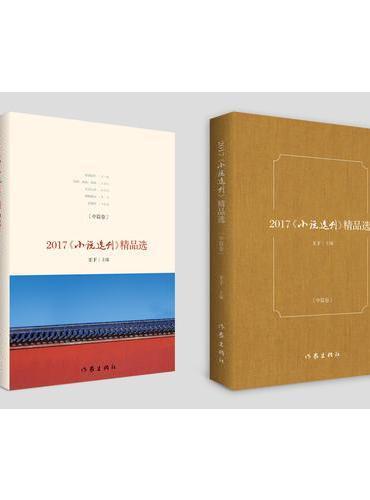 2017《小说选刊》精品选 中篇卷