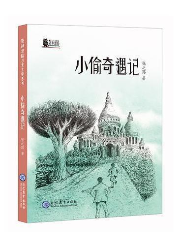 小偷奇遇记·荆棘奶酪儿童文学系列丛书·现教社联手当代儿童文学著名作家亲情打造