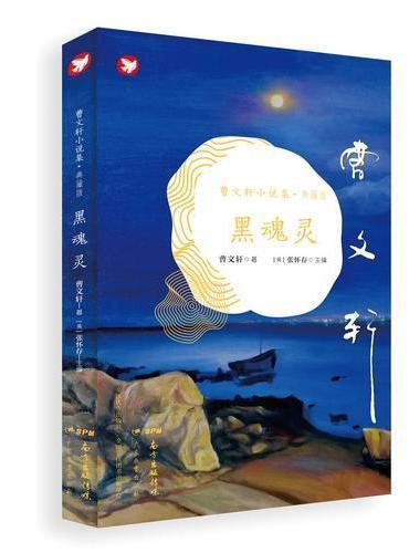 曹文轩小说集(典藏版):黑魂灵