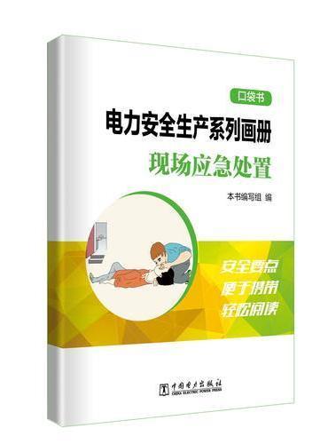 电力安全生产系列画册(口袋书)    现场应急处置