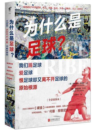 为什么是足球?我们踢足球、爱足球、恨足球却又离不开足球的原始根源