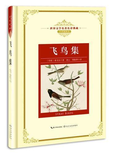 飞鸟集:新课标—长江名著名译(世界文学名著名译典藏 全译插图本)