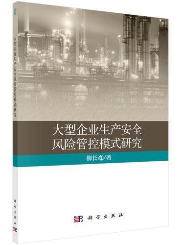 大型企业生产安全风险管控模式研究