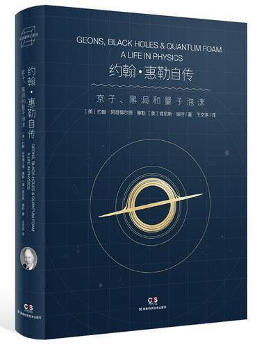 约翰·惠勒自传 京子、黑洞和量子泡沫