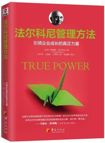 法尔科尼管理方法:引领企业成长的真正力量