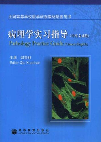 病理学实习指导(中英文对照)(附VCD光盘1张)