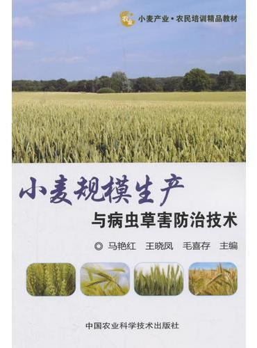 小麦规模生产与病虫草害防治技术