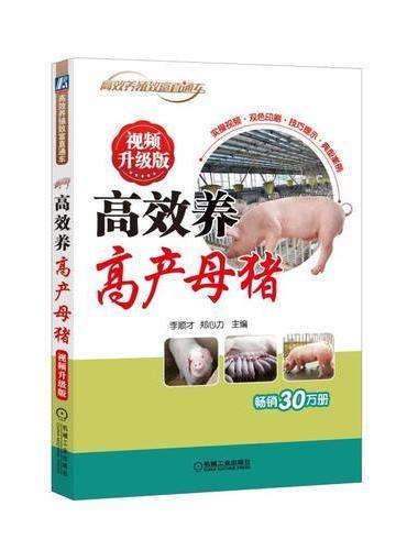 高效养高产母猪 视频升级版