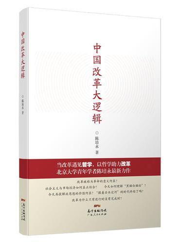 中国改革大逻辑
