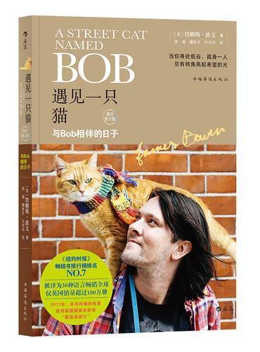 遇见一只猫:与Bob相伴的日子
