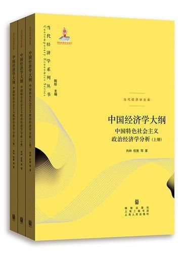 中国经济学大纲——中国特色社会主义政治经济学分析