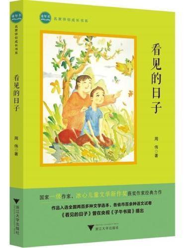 童年书·名家伴你成长书系:看见的日子