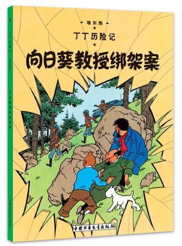 丁丁历险记(小开本)向日葵教授绑架案