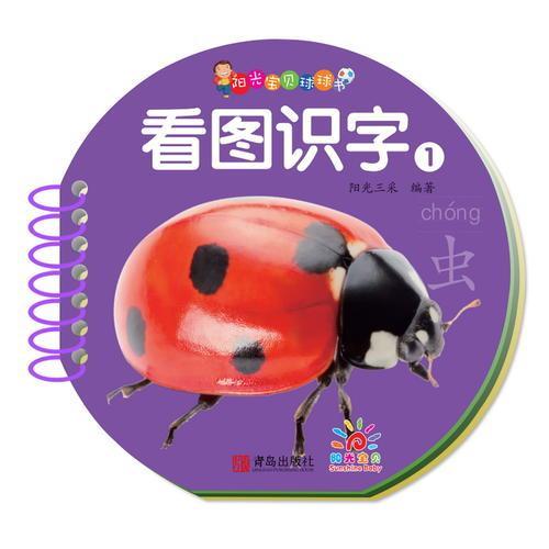 阳光宝贝球球书·看图识字1