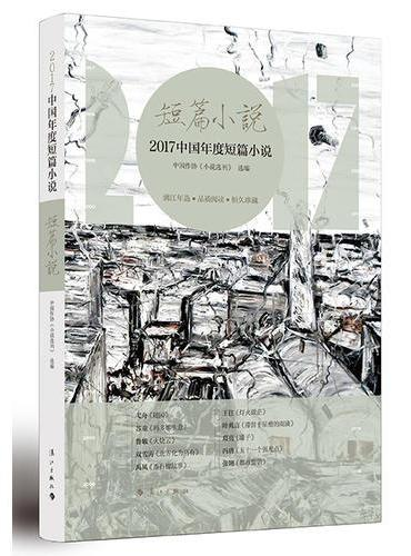 2017中国年度短篇小说