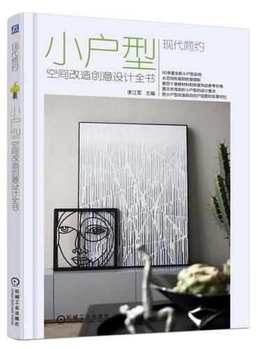 现代简约 小户型空间改造创意设计全书