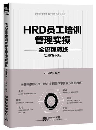 HRD员工培训管理实操全流程演练