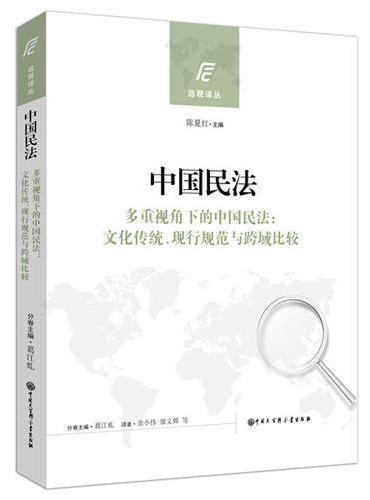 中国民法(多重视角下的中国民法:文化传统、现行规范与跨域比较)