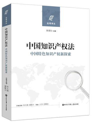 中国知识产权法(中国特色知识产权新探索)