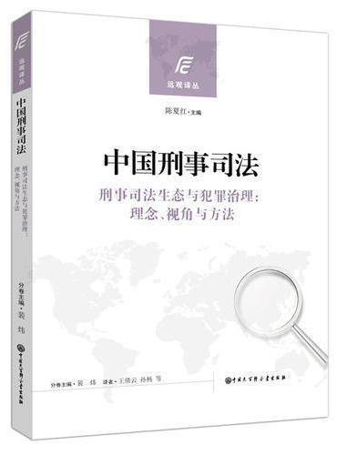 中国刑事司法(刑事司法生态与犯罪治理:理念、视角与方法)