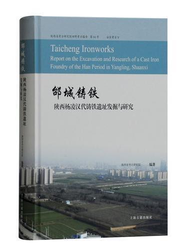 邰城铸铁—陕西杨凌汉代铸铁遗址发掘与研究