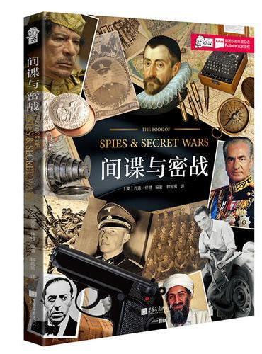 爱因斯坦系列丛书:《间谍与密战》