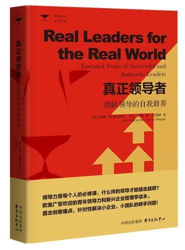 真正领导者:团队领导的自我修养