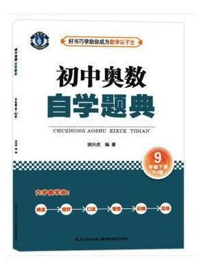 初中奥数 自学题典 9年级下册(RJ版)人教版