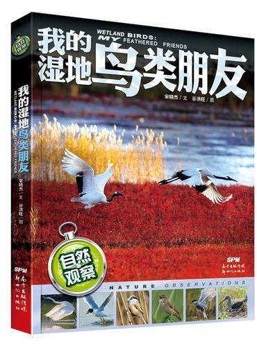 自然观察: 我的湿地鸟类朋友