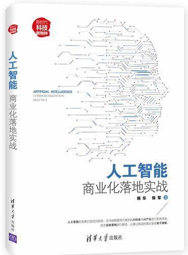 人工智能:商业化落地实战