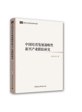 中国培育发展战略性新兴产业跟踪研究