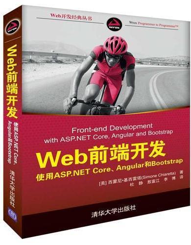 Web前端开发 使用ASP.NET Core、Angular和Bootstrap