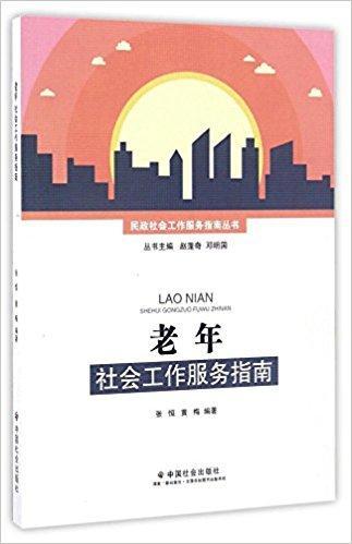 老年社会工作服务指南 / 民政社会工作服务指南丛书