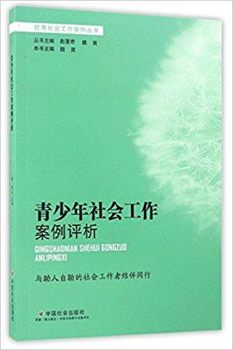青少年社会工作案例评析 / 优秀社会工作案例丛书