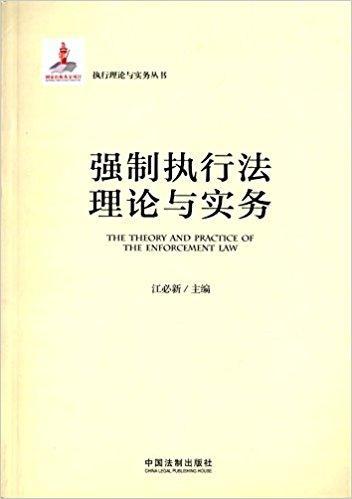 执行理论与实务丛书:强制执行法理论与实务