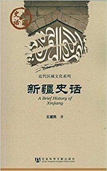 中国史话?近代区域文化系列:新疆史话