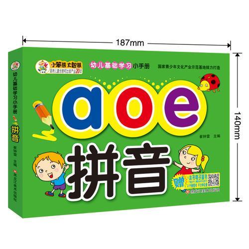 幼儿基础学习小手册*拼音