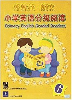 小学英语分级阅读6(附光盘)