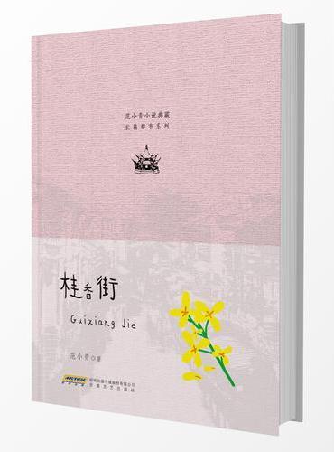 范小青小说典藏 长篇都市系列 桂香街