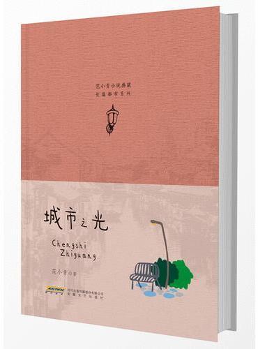 范小青小说典藏 长篇都市系列 城市之光
